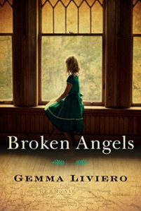 Book Review: Broken Angels by Gemma Liviero