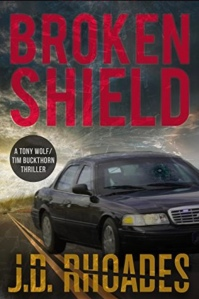 Broken Shield by J.D. Rhoades