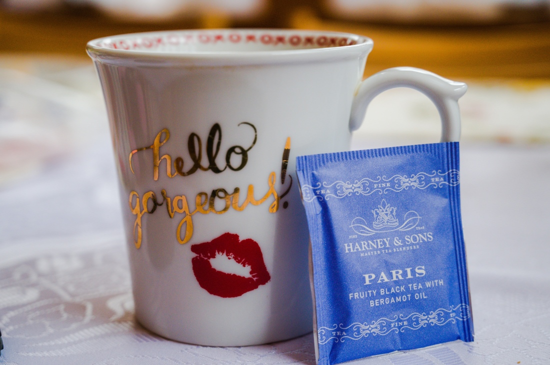 Paris Tea by Harney & Sons