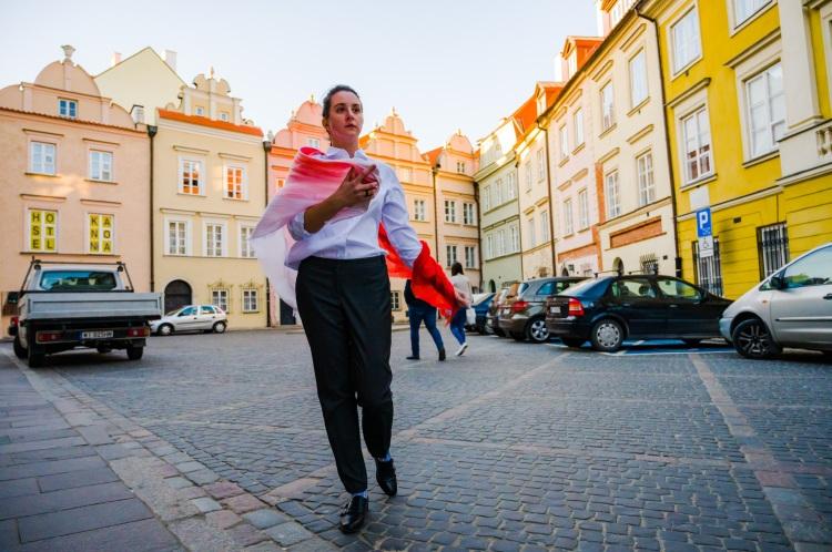 Flamenco-ing in Cannon Square